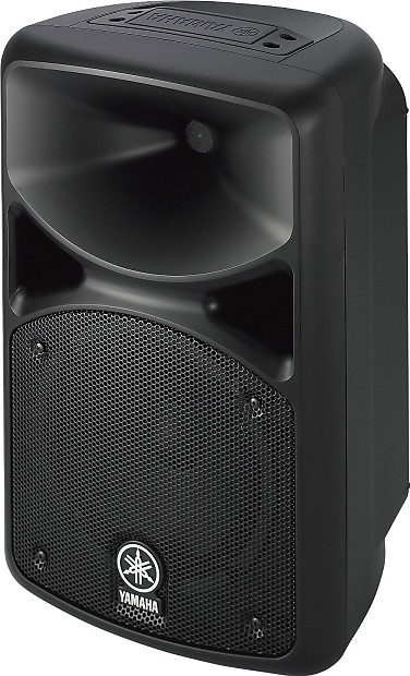 Yamaha stagepas 400i portable pa system w speaker stands reverb for Yamaha stagepas 400i price