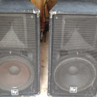 Electro-Voice T251+ 90s Black - PAIR