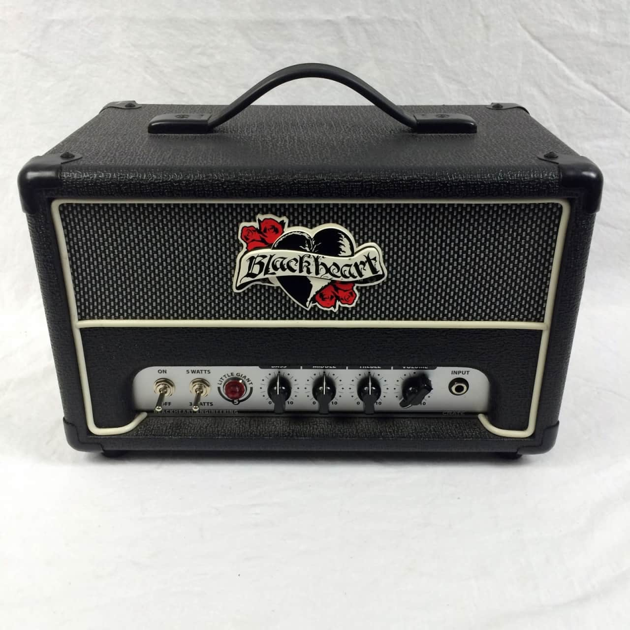 5w Tube Amp : blackheart bh5h little giant 5w tube guitar amp head reverb ~ Russianpoet.info Haus und Dekorationen