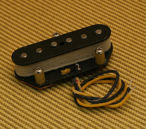 fender avri 39 62 telecaster bridge pickup tested reverb. Black Bedroom Furniture Sets. Home Design Ideas