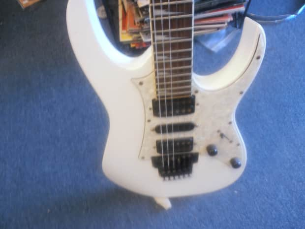 Ibanez Rg350dx Review