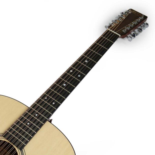 brand new martin grand j12 16gte jumbo 12 string acoustic reverb. Black Bedroom Furniture Sets. Home Design Ideas