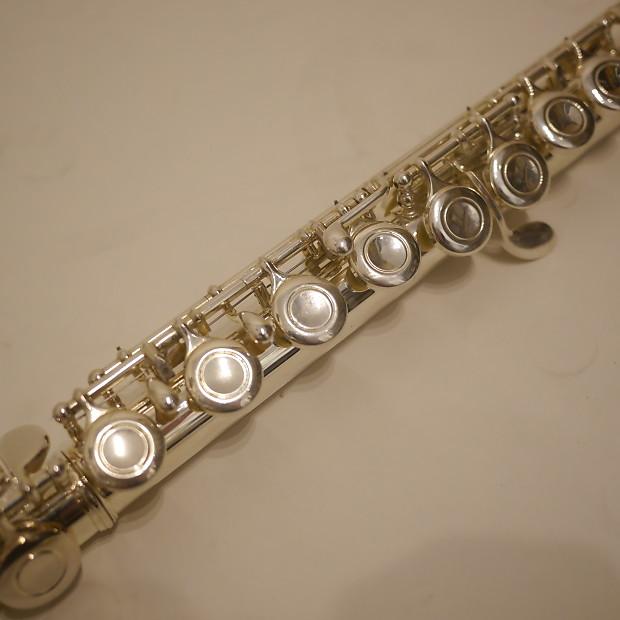 Yamaha Yfl  Student Flute