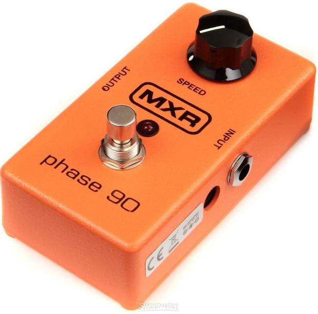 brand new dunlop mxr m101 phase 90 phaser electric guitar effect analog pedal reverb. Black Bedroom Furniture Sets. Home Design Ideas