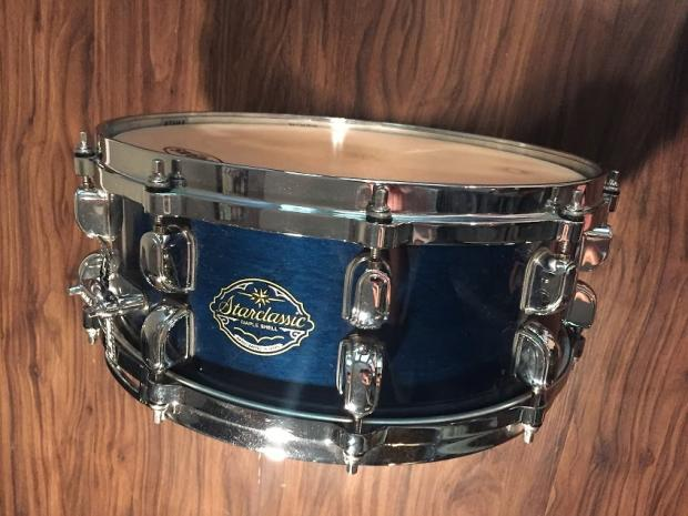 tama starclassic maple 14x5 5 snare drum excellent used snare for sale reverb. Black Bedroom Furniture Sets. Home Design Ideas