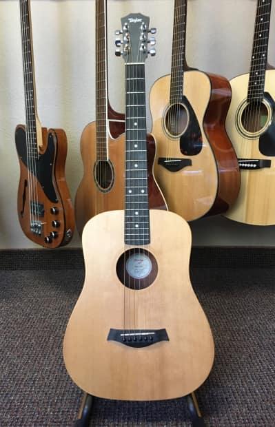 taylor 305 baby taylor e acoustic electric travel guitar reverb. Black Bedroom Furniture Sets. Home Design Ideas