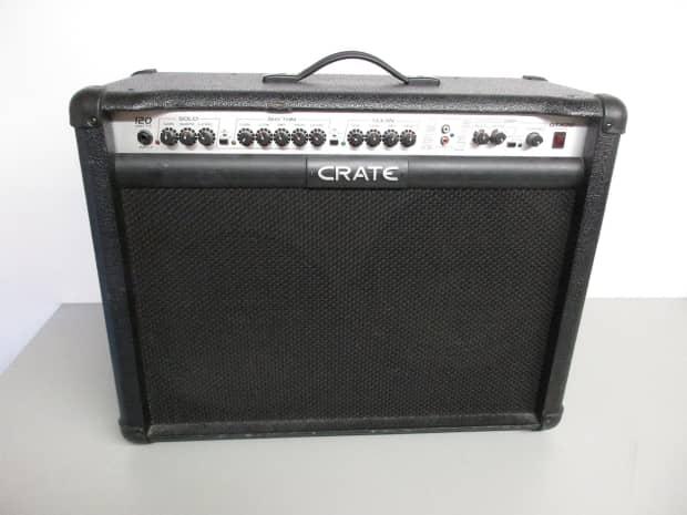 crate gtx212 2x12 combo amp reverb. Black Bedroom Furniture Sets. Home Design Ideas