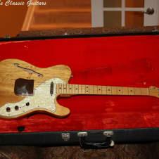 1968 Fender Telecaster Thinline  Mahogany image