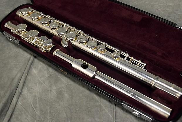 Yamaha yfl 311 flute reverb for Yamaha flute 222