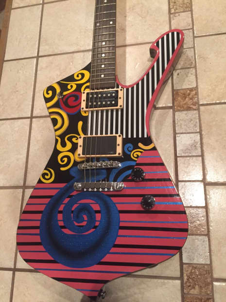ibanez iceman daron malakian replica reverb. Black Bedroom Furniture Sets. Home Design Ideas
