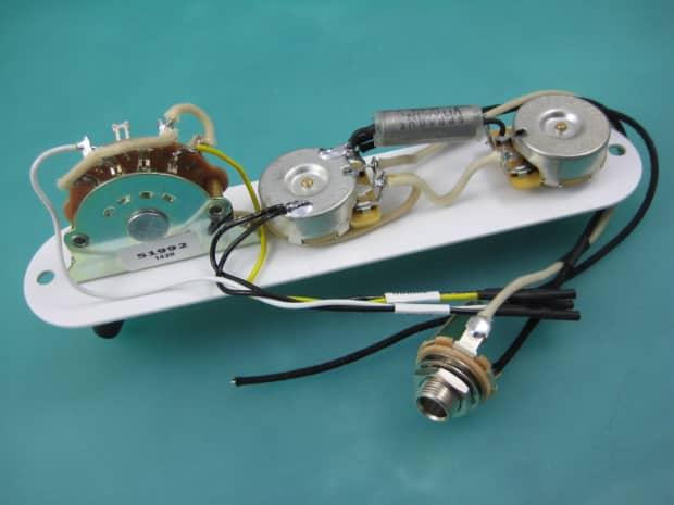 acoustasonic telecaster wiring diagram telecaster wiring without capacitor telecaster wiring harness 3way vintage vitamin q paper ... #7