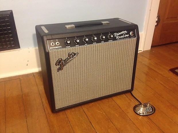 Fender 65 deluxe reverb reissue dating