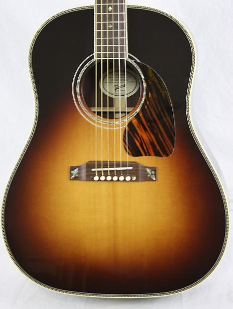 gibson j45 j 45 custom acoustic electric guitar w ohsc 2014 reverb. Black Bedroom Furniture Sets. Home Design Ideas