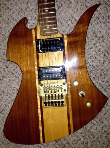 vintage bc rich mockingbird electric guitar made in the usa reverb. Black Bedroom Furniture Sets. Home Design Ideas