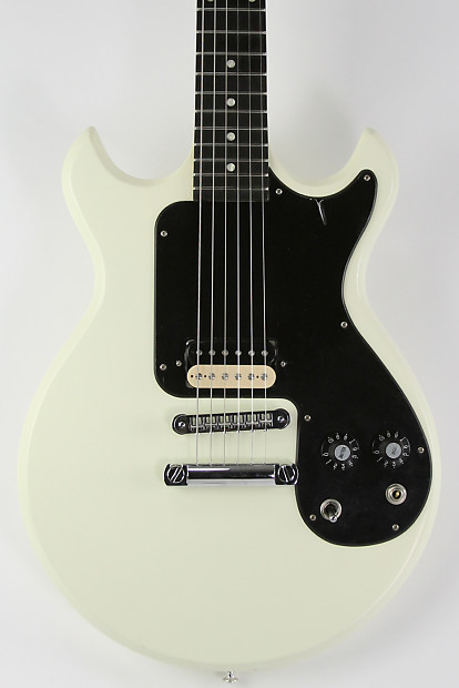2011 gibson joan jett melody maker white ex clean reverb. Black Bedroom Furniture Sets. Home Design Ideas