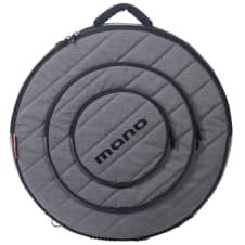 "Mono M80 Cymbal Bag 22"" Ash (Chicago Drum Exchange Exclusive) image"