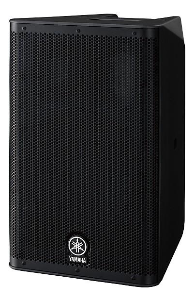 Yamaha dxr10 watt channel powered speaker cabinet reverb for Yamaha dxr10 speakers