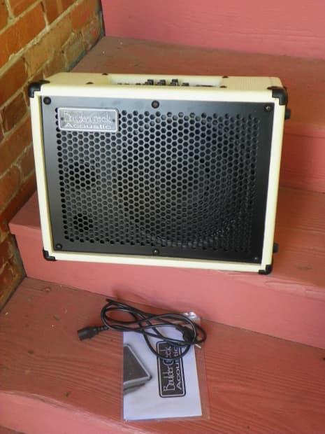 boulder creek acoustic a50d amplifier two ch 3 band dsp fx reverb. Black Bedroom Furniture Sets. Home Design Ideas