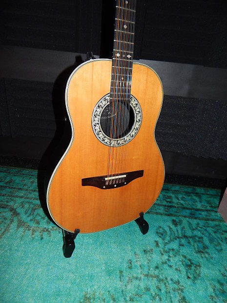 For Sale Ovation Pacemaker 12 Fret 12 String Sold The Acoustic