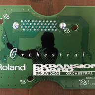 Roland SR-JV80-02 Orchestral Expansion Board