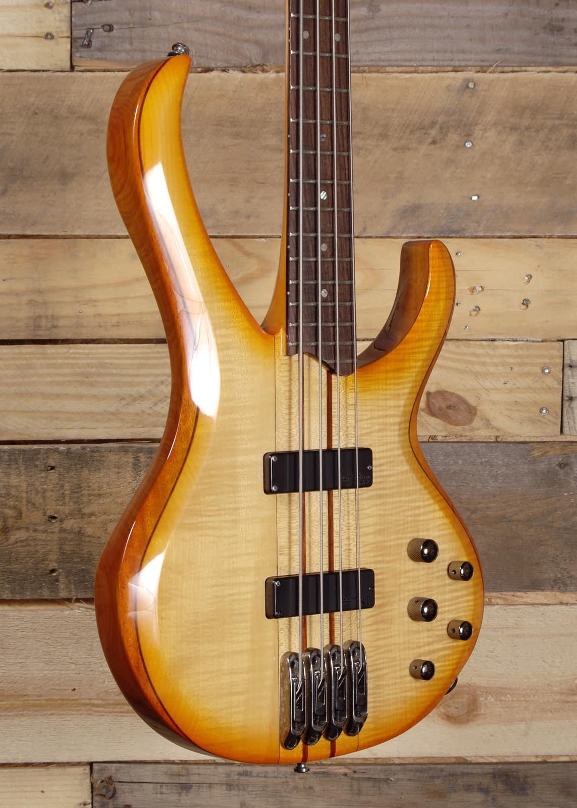 ibanez btb570fm 4 string electric bass guitar reverb. Black Bedroom Furniture Sets. Home Design Ideas