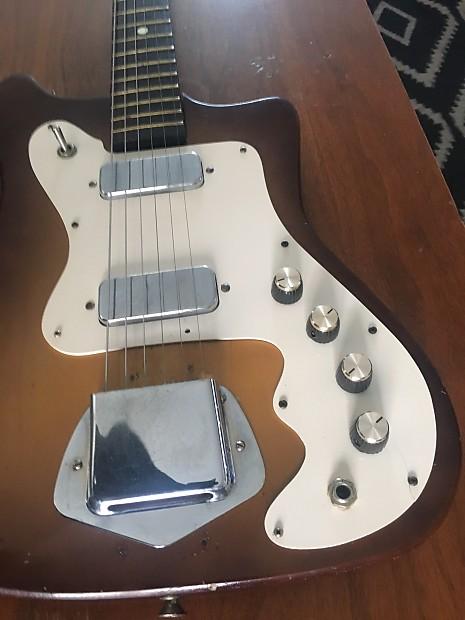 Jw Auto Sales >> Kay Vanguard Vintage 60's Guitar | Reverb
