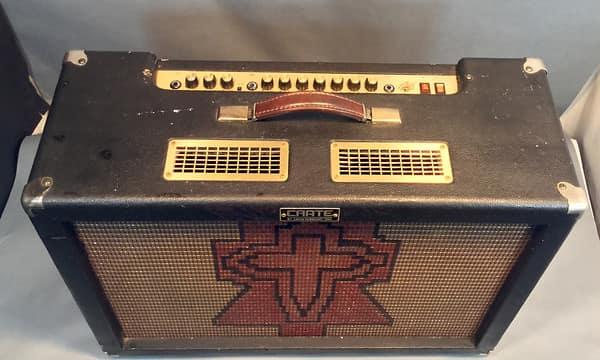 crate vintage club guitar amplifier used reverb. Black Bedroom Furniture Sets. Home Design Ideas