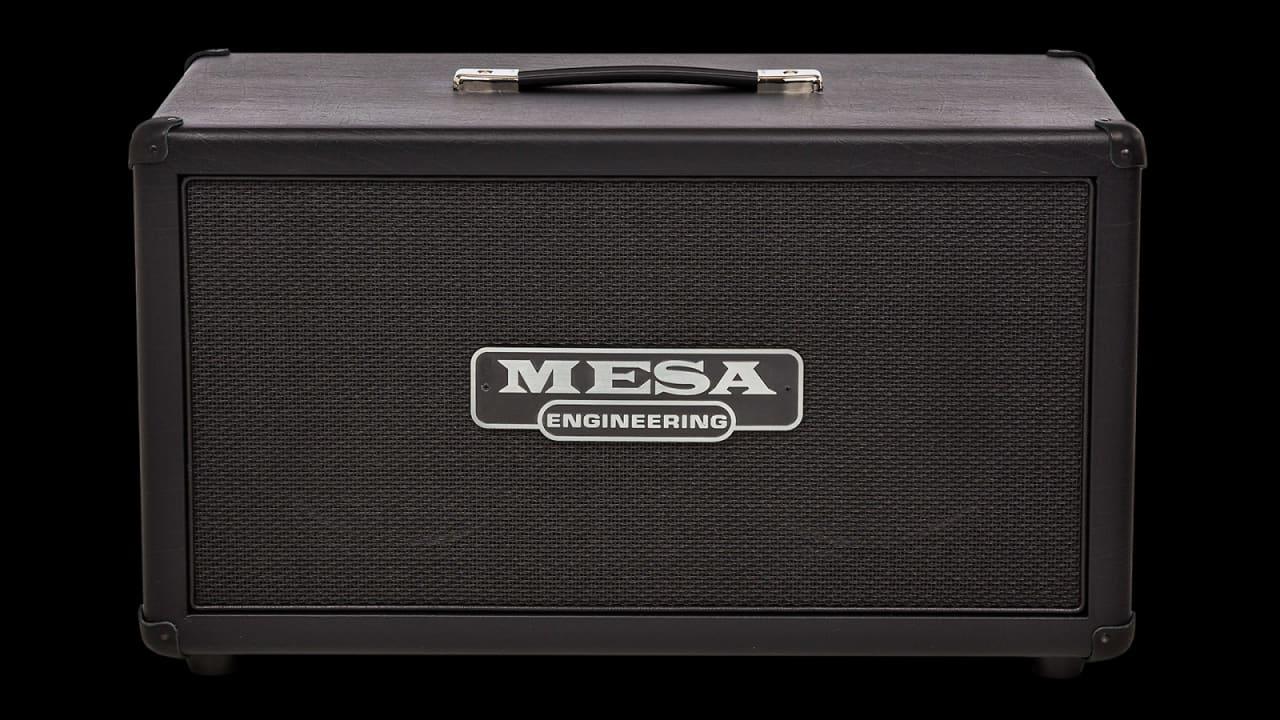 mesa boogie 2x12 rectifier compact horizontal guitar