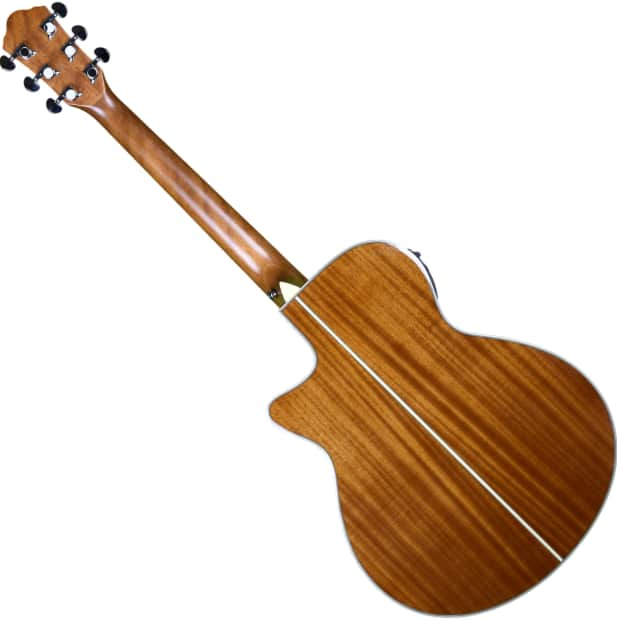 ibanez aeg12ii acoustic electric guitar in natural high reverb. Black Bedroom Furniture Sets. Home Design Ideas