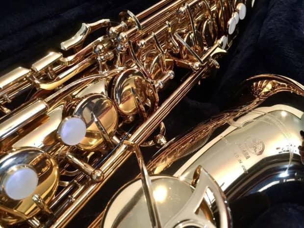 yamaha yas 62 professional alto saxophone reverb. Black Bedroom Furniture Sets. Home Design Ideas