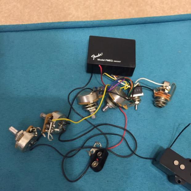 Wiring Emg Pickups