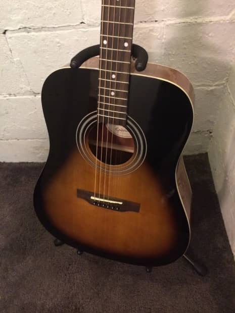 Entry Level Guitar : epiphone pr 150 acoustic starter guitar great entry level reverb ~ Hamham.info Haus und Dekorationen