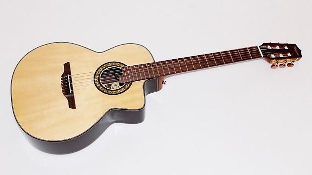 24 Fret Acoustic Guitar : takamine tc135sc classical 24 fret cutaway acoustic electric reverb ~ Vivirlamusica.com Haus und Dekorationen