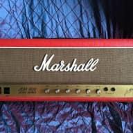 Marshall JCM800 (Red Tolex) Mk2 Master Lead 100watt head vintage 1986