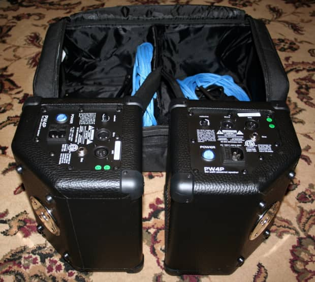 Powerwerks Pw4p Spot Monitors Reverb