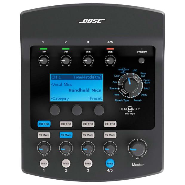 bose t1 tonematch audio engine mixer power supply reverb. Black Bedroom Furniture Sets. Home Design Ideas