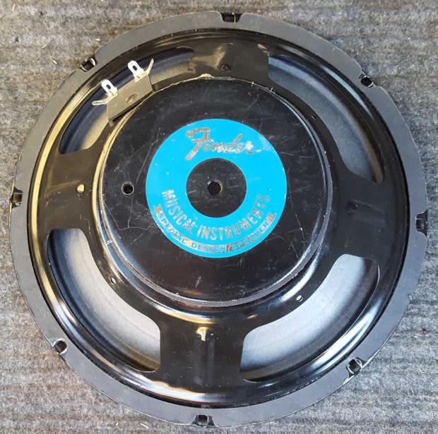 Fender Vintage Speaker 20