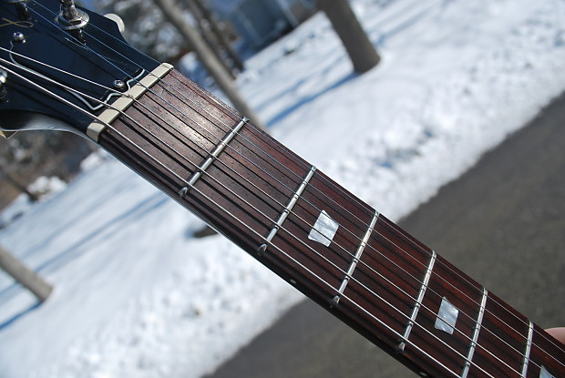 Last Drop Gibson Les Paul Special Dc Double Cutaway 2000