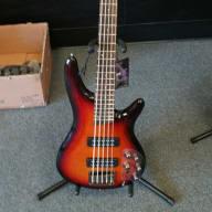 <p>Ibanez Soundgear SR375 5-String Bass FLOOR MODEL MINT</p>  for sale