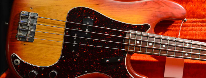 Quiz: Can You Name These 12 Classic Basses?