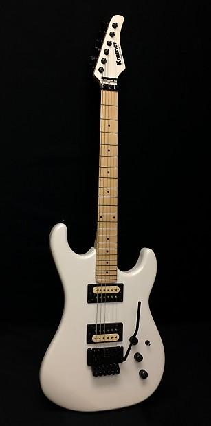 Kramer Pacer Classic : kramer pacer classic electric guitar pearl white reverb ~ Hamham.info Haus und Dekorationen