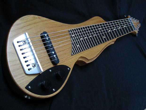rukavina 22 5 scale length lapsteel guitar 8 string 2014 reverb. Black Bedroom Furniture Sets. Home Design Ideas