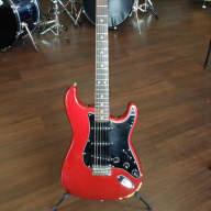 Fender Stratocaster 1979 Translucent Red for sale