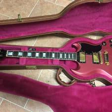 Gibson SG Elite 1989 Red / Pink image