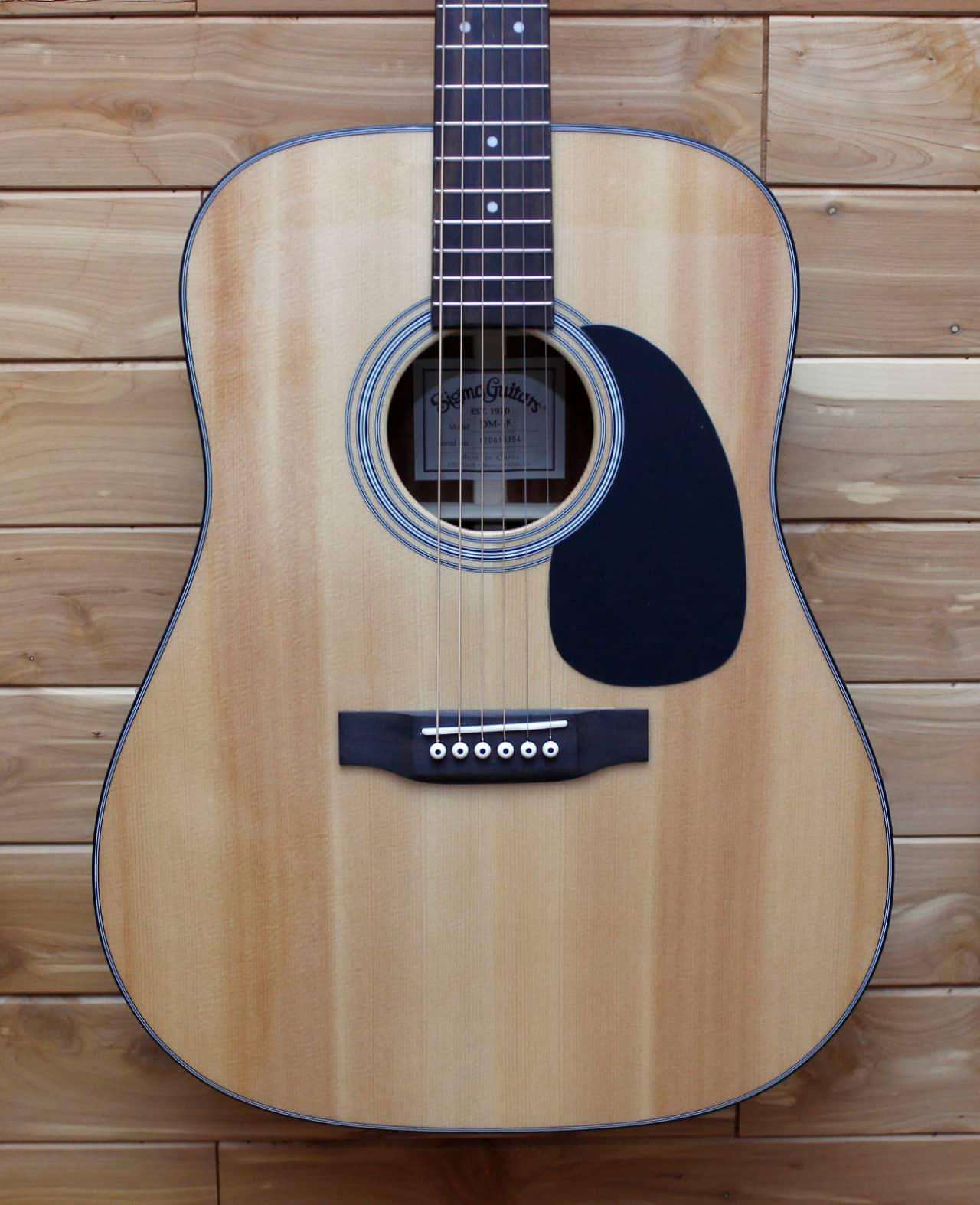 sigma dm 18 dreadnought acoustic guitar sn 120613994 reverb. Black Bedroom Furniture Sets. Home Design Ideas