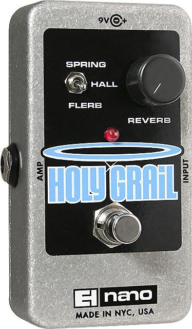 Electro-Harmonix Holy Grail Nano 2015