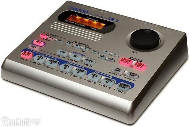 dr 3 drum machine