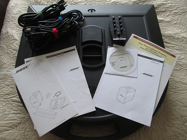 Bose Ps1 Personal Amplification System Reverb
