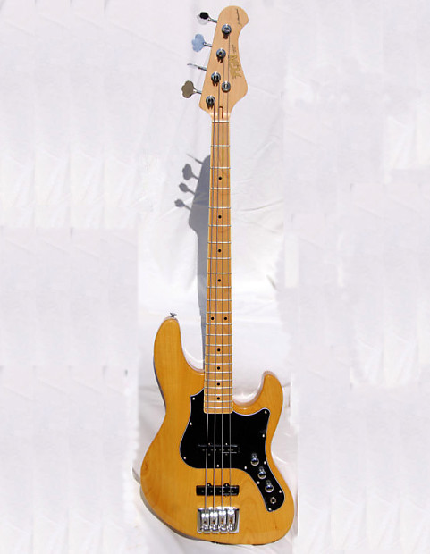 brand new fgn fujigen mighty jazz bass seymour duncan reverb. Black Bedroom Furniture Sets. Home Design Ideas