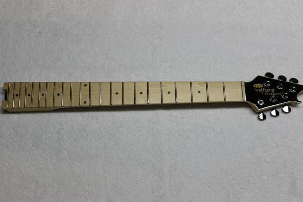new evh wolfgang standard guitar neck tuners eddie van reverb. Black Bedroom Furniture Sets. Home Design Ideas